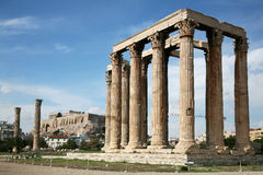Greece, Atenas Imagens de Stock
