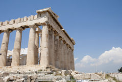 Greece, Athens. Acropolis. Royalty Free Stock Images