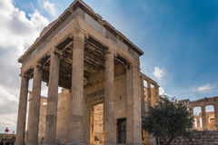 Greece, Athens, Acropolis Stock Photography