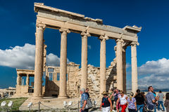 Greece, Athens, Acropolis Royalty Free Stock Image