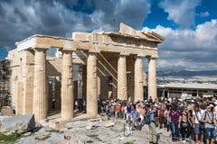 Greece, Athens, Acropolis Royalty Free Stock Image