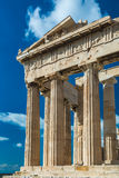 Greece, Athens, Acropolis Royalty Free Stock Photo
