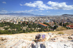 Greece. Athens. Royalty Free Stock Photo