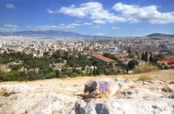 Greece. Athens. Royalty Free Stock Photo