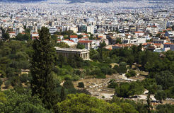 Greece. Athens. Stock Images