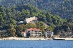 Greece, Athos Peninsula Royalty Free Stock Photography