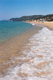 Greece Beach Stock Photography