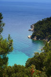 Greece. A beautiful summer picture  in town Thassos, Greece Royalty Free Stock Images