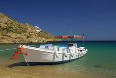 GREECE, BOAT Stock Photos