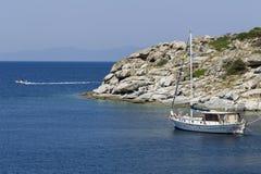 Greece Chalkidiki Sithonia Aegean Sea Royalty Free Stock Photo