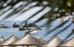Greece Chalkidiki Sithonia Beach Stock Photos