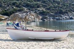 Greece Chalkidiki Sithonia Beach Stock Images