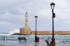 Greece -Chania Royalty Free Stock Image
