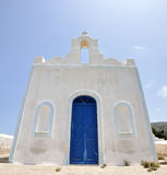 Greece church front Stock Images