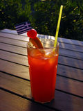 Greece - cocktail 1 foto de stock