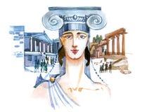 Greece Royalty Free Stock Photo