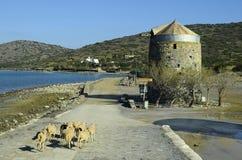 Greece_Crete photographie stock