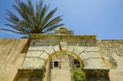 Greece, Crete, Arkadi Royalty Free Stock Photos