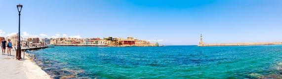 Greece, Crete, Chania Royalty Free Stock Photo
