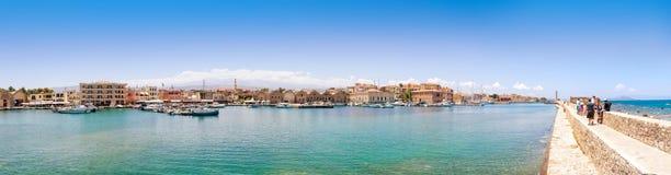 Greece, Crete, Chania Stock Photos