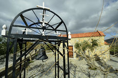 Greece, Crete, Chapel Royalty Free Stock Photography