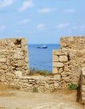 Greece, Crete, Retimno. Fotografia de Stock Royalty Free