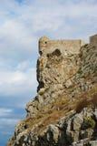 Greece, Crete, Retimno. Imagem de Stock Royalty Free