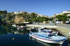 Greece, Crete Stock Image