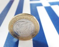 Free Greece Crisis Royalty Free Stock Image - 52198046