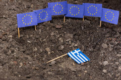 Greece and the EC Stock Photography