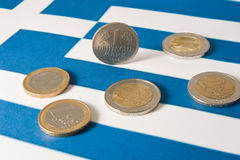 Greece and the EC Stock Image