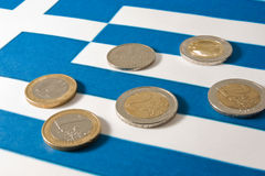 Greece and the EC Stock Images