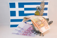 Greece and the EC Royalty Free Stock Photography