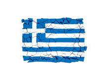 Greece fail Royalty Free Stock Images