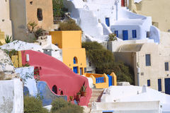 greece feriesommar royaltyfri bild