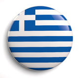 Greece flag Stock Photos
