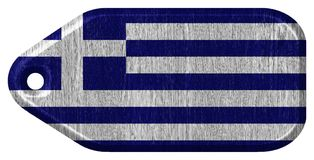 Greece Flag Royalty Free Stock Images