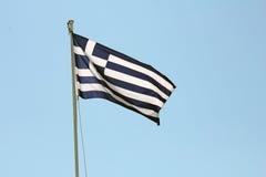 Greece flag Royalty Free Stock Photo