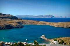 greece hav Arkivfoto
