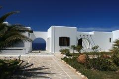 Greece, house Stock Photography