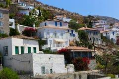 greece hydra Royaltyfri Bild
