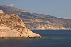greece ios Royaltyfri Foto
