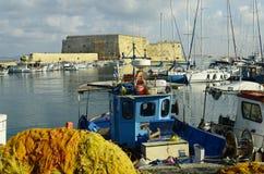 Greece, Iraklio Royalty Free Stock Photos