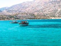 Greece Island - Crete Stock Image