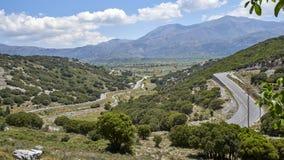 Greece. The island of Crete stock image