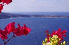 Greece the island of Santorini royalty free stock photos