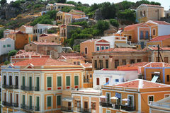 Greece. Island Symi Stock Photo