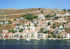 Greece. Island Symi Stock Photography