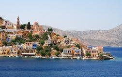 Greece. Island Symi royalty free stock images