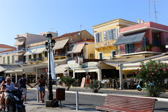 Greece Island Royalty Free Stock Image